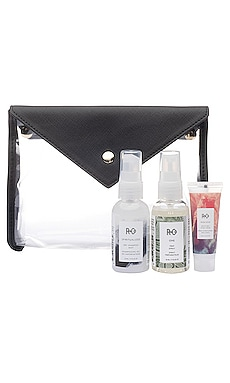 x R+Co x Hudson + Bleecker Travel Essentials Kit R+Co $45