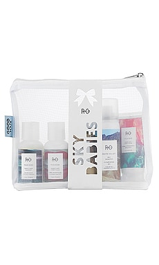 SET DE REGALOS SKY BABIES R+Co $58