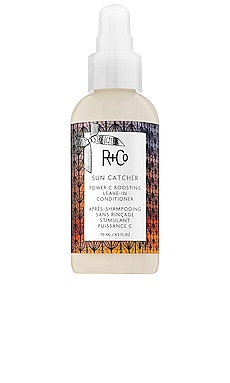 x Ashley Streicher Sun Catcher Power C Boosting Leave-In Conditioner R+Co $32 BEST SELLER