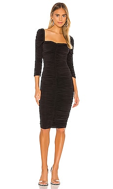 Emanuele Midi Dress Rêve Riche $487