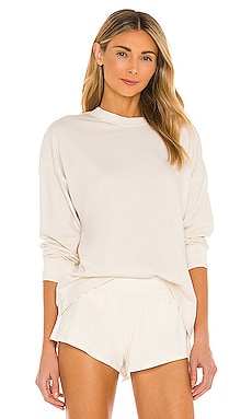 Relaxed LS Pullover Richer Poorer $48