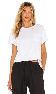 Boxy Crop Tee Richer Poorer $38 BEST SELLER