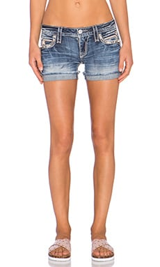 Rock Revival Pilkin Short in H9