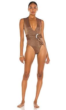 Dean One Piece Bikini Revel Rey $200 NEW