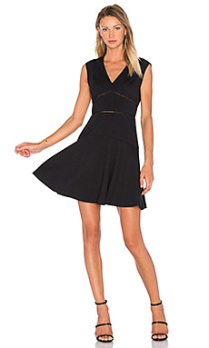 Rebecca Taylor Taylor Dress in Black