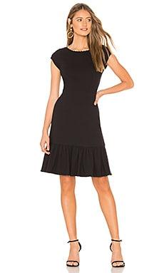 Купить Платье honeycomb - Rebecca Taylor черного цвета