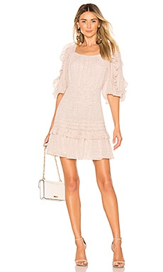 Block Vine Dress Rebecca Taylor $286