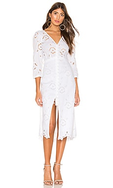Terri Embroidered Dress Rebecca Taylor $250