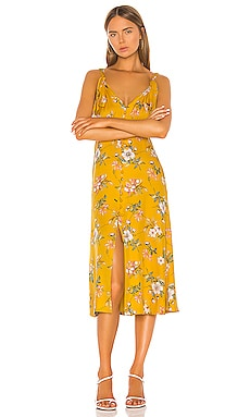Lita Tie Dress Rebecca Taylor $144