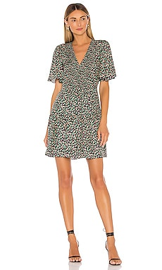 Louisa Floral Dress Rebecca Taylor $255