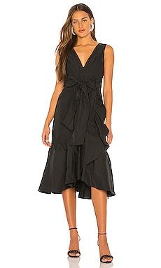 Sl Taffeta Dress Rebecca Taylor $595 NEW ARRIVAL