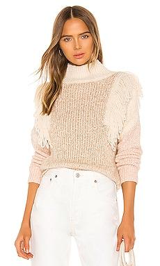 Fringe Pullover Rebecca Taylor $139