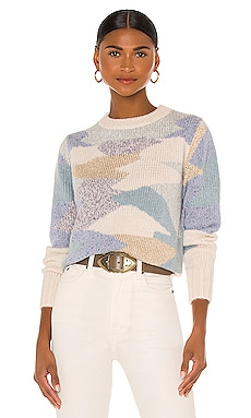 Fluffy Aire Sweater Rebecca Taylor $395 NEW