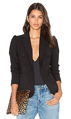 Suiting Blazer in Black