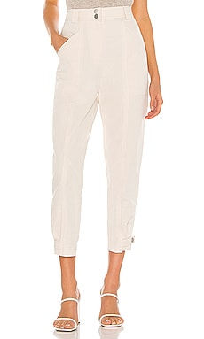 Textured Cotton Pant Rebecca Taylor $222