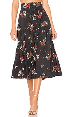 Marguerite Pop Skirt