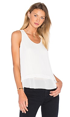 Ella Top in Chalk
