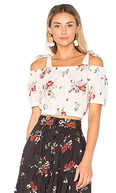 Marguerite Pop Top