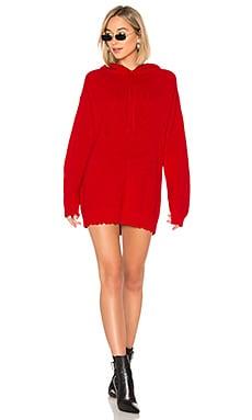 Купить Платье arden - RtA красного цвета