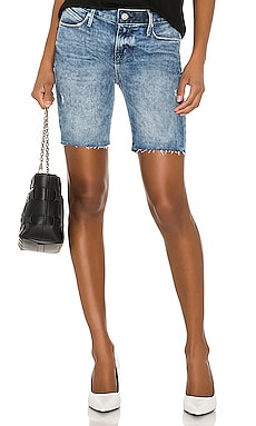 SHORT EN JEAN TOURE RtA $97
