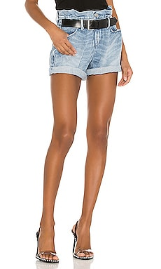 Pierce Belted Baggy Short RtA $315