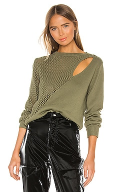 Teagan Slit Sweater RtA $345