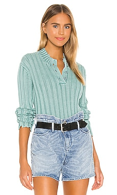 Abigail Polo Sweater RtA $345