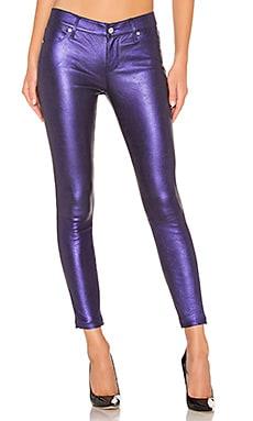 Купить Брюки prince - RtA фиолетового цвета