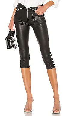 Valentine Leather Pant RtA $1,195 Collections