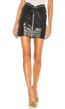 Suri Belted Skirt RtA $341