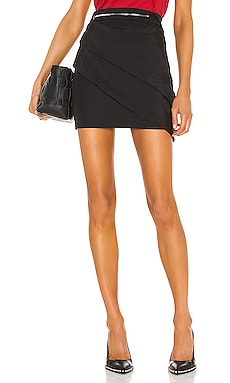 Lizzie Multi Zip Skirt RtA $130