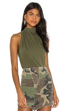 Sabrina Haltered Zip Tank RtA $165