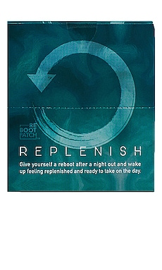 Replenish Patch 5 Pack Re-boot Patch $20