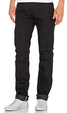 Rogue Territory SK 15oz Japanese Selvedge in Black