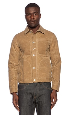 Rogue Territory Ridgeline Supply Jacket in Tan
