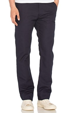 Rogue Territory Safari Trouser Ripstop in Navy