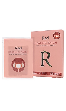 PATCH CHAUFFANT NATURAL HERBAL Rael $7 BEST SELLER