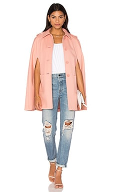 Red Valentino Cape in Nude