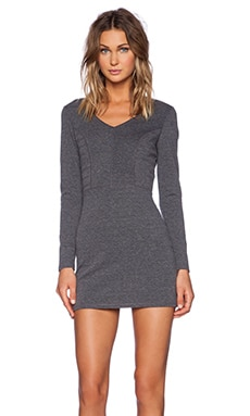 RVCA Easy Kill Dress in Black