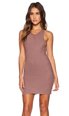 RVCA Camino Cruisin Dress in Purple Stone