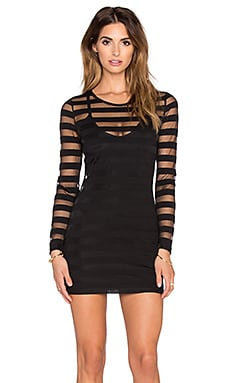 RVCA On The Rox Dress in Black