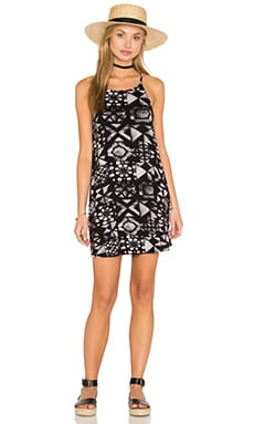 RVCA Elixir Dress in Black