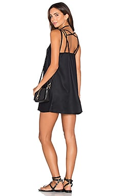 RVCA Sims Dress in Black