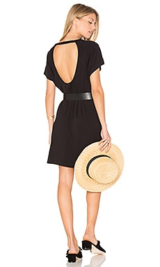 Calmon Dress in Black