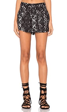 RVCA Lowglow Short in Black