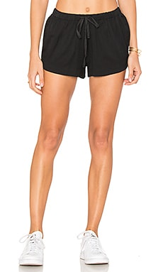 Yume Short in Black