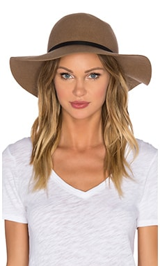 Sunner Hat in Brown