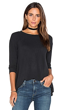 Newness Pullover in Black