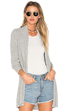 Wrap It Cardigan in Black