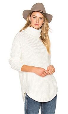 Esky Pullover in Vintage White